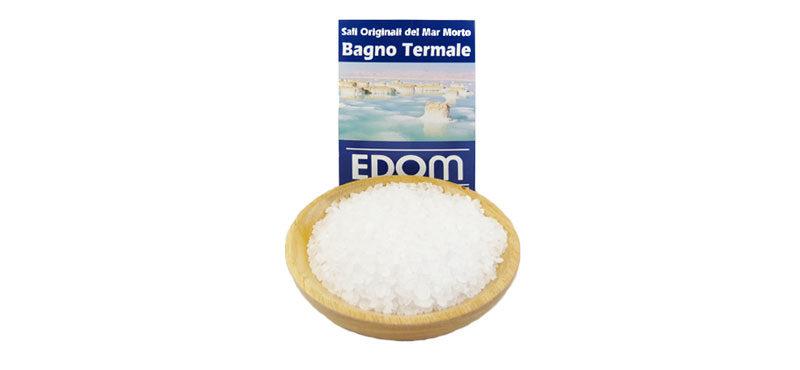 Sali termali del Mar Morto – Linea Edom