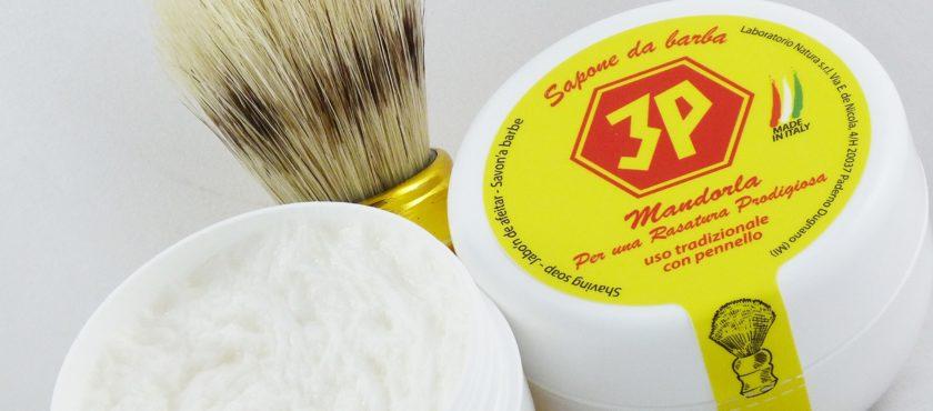 Ciotola di Sapone da barba 3P o bomboletta?